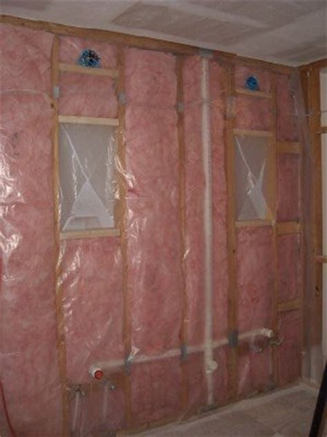 wine cellar vapor barriers