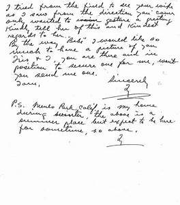 ty cobb letter to babe ruth part 2 babe ruth central With ty cobb letter