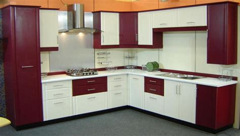 Kitchen Furniture by Dual Color Kitchen Furniture Design Efficient Enterprise