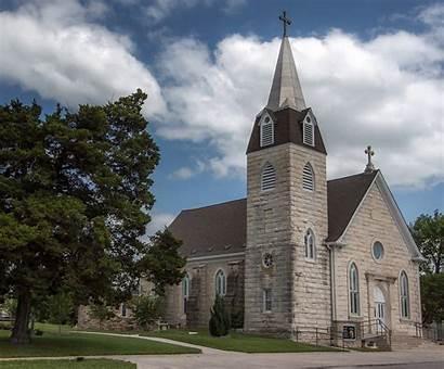 Churches Kansas Church Way Strong Parsons Mesmerize