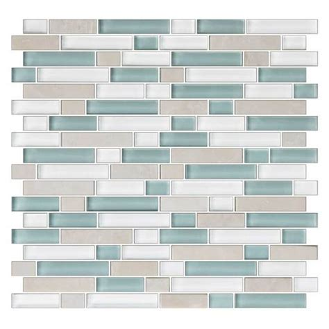 american olean mosaic tile colors american olean color appeal blends c136 pacific coast