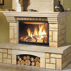 Wood And Gas   Fireplaces   Cheminee   Stones   Lebanon