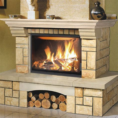 Wood and Gas : Fireplaces : Cheminee : Stones : Lebanon