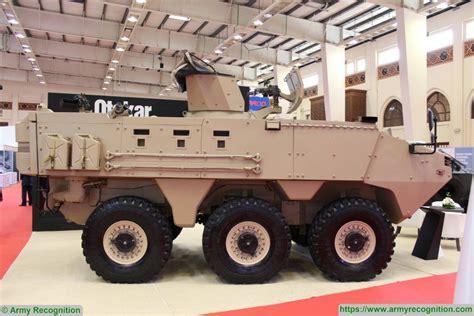 ARMA 6x6 Otokar wheeled armoured vehicle vehicle technical ...