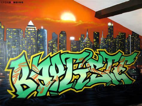 chambre graffiti chambre skyline york baptiste chambre lyonbombing