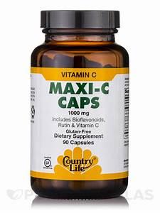 Maxi C Caps 1000 Mg