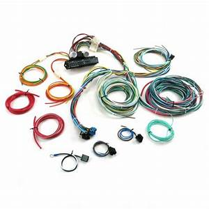 Ultimate 15 Fuse 12v Conversion Wiring Harness 34 1934