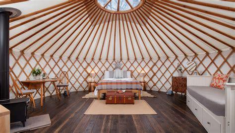 book interior larch yurt the yurt retreat