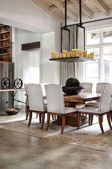 modern interior design  decorating  rustic vibe