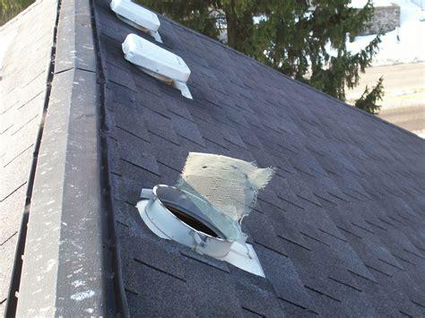 attic fan vented  attic issues  air vent