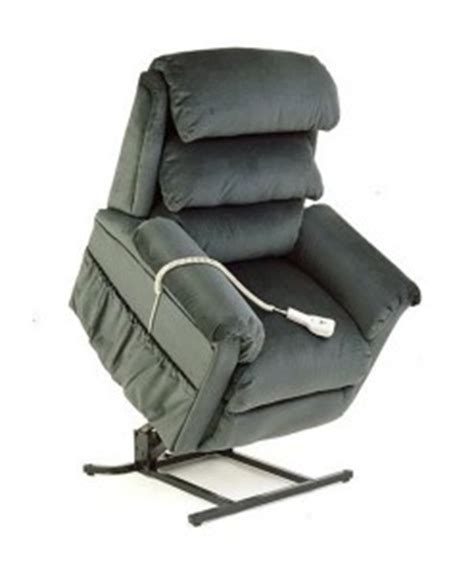pride wall hugger lift chair pride 805 electric wall hugger recliner lift chair in