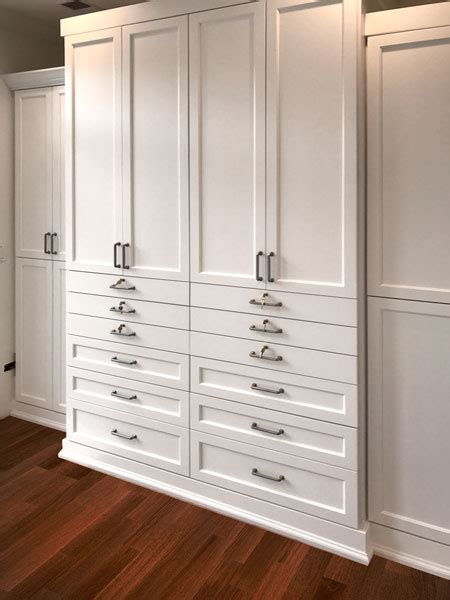Wardrobe Closet With Drawers by Closet Works Wardrobes Closets Built In Bedroom Cabinets