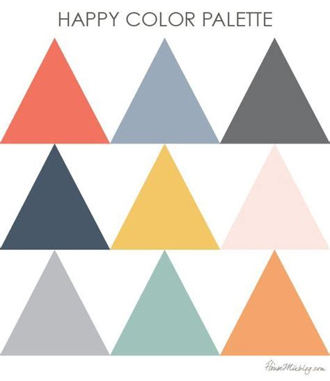 modern color palette color palette inspiration happy color inspiration