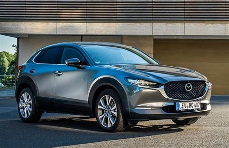 It went on sale in japan on 24 october 2019, with global units being produced at mazda's hiroshima factory. Mazda CX-30 specifications sheet out for Europen market