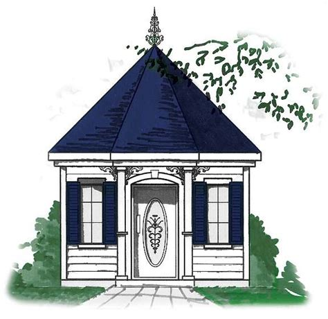 craftsman homes plans a garden shed or a play house as a weekend project why