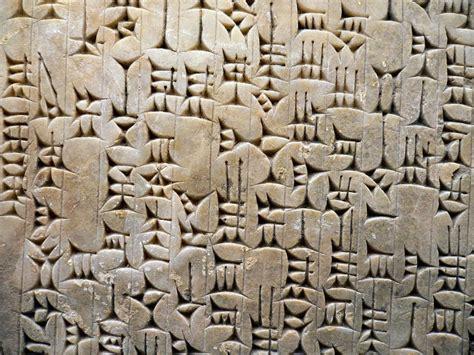 Cuneiform Writing