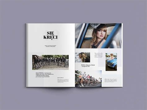 editorial design inspiration road lifestyle magazine