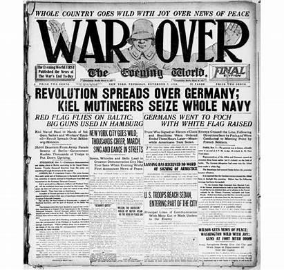 1918 Headline November Articles War 11th Headlines