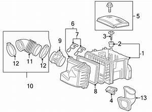 Pontiac Montana Mass Air Flow Sensor  Liter  Engine