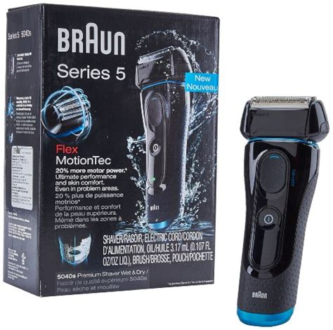braun series electric shaver review shaverlist