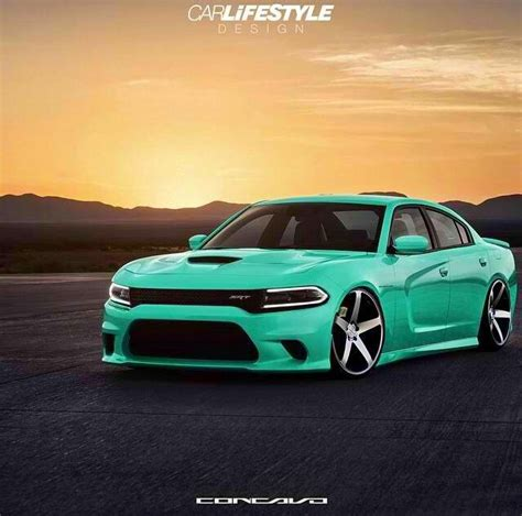 Love This Mint Green Color On This Charger