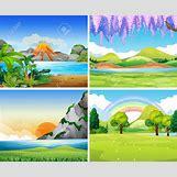 Cartoon Farm Scene | 1300 x 1068 jpeg 277kB