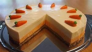 Torte Mit Frischkäse : marzipan m hren torte mit frischk se von cschoenbrodt ~ Lizthompson.info Haus und Dekorationen