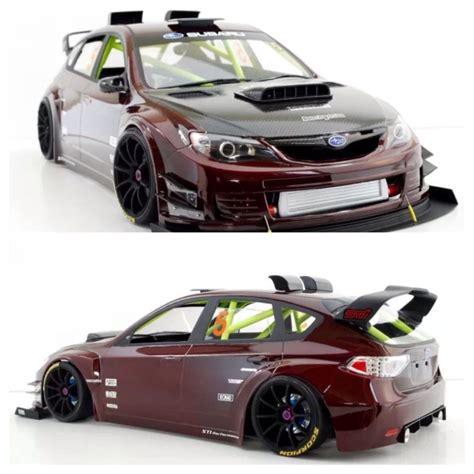 Sti Rc Car by Rc Drift Car Subaru Impreza Sti Rc Cars