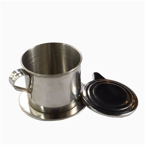 Now your probably wondering what is a micron? Vietnamese Coffee Filter