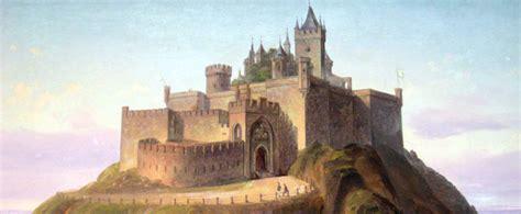 castle history burg hohenzollern en