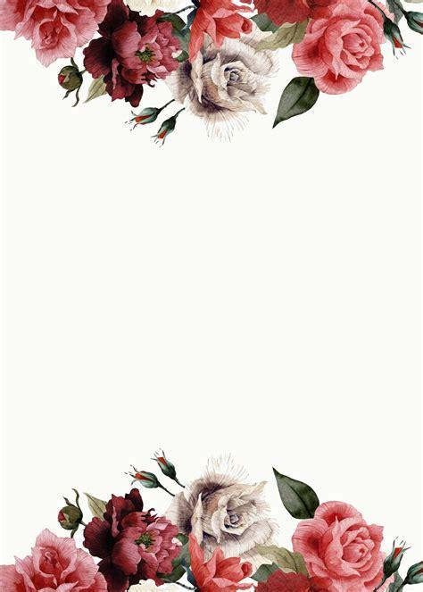 elegant background layout blank background wedding