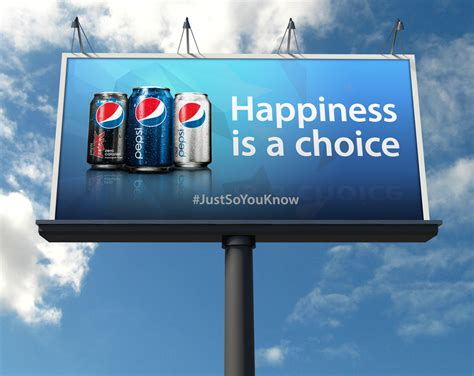 Pepsi Hypothetical Ads