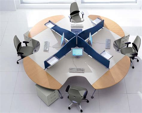 contemporary modern office furniture design concepts