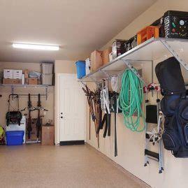garage shelving lexington garage solutions central kentucky