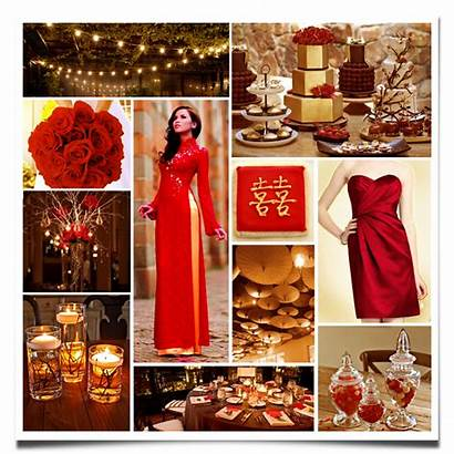 Inspiration Board East Asian Bride West Inspired