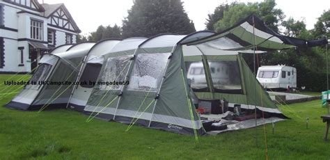 Outwell Montana 6 Front Awning Tent Extension Reviews And