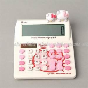 Hello Kitty Autoaufkleber : hello kitty taschenrechner b rozubeh r ~ Orissabook.com Haus und Dekorationen
