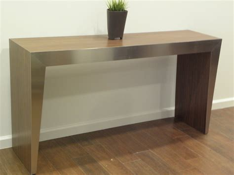 Modern Sofa Table by Request A Custom Order And Something Made Just For You