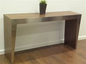 long modern sofa table sofa tables foyer console table With how to choose the right long sofa table