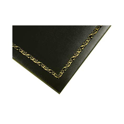 maroquinerie de bureau parure de bureau en cuir grande personnalisable