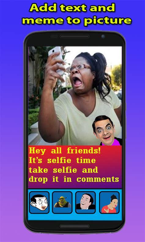 Meme Creator Fun Meme Photo Maker Meme Generator