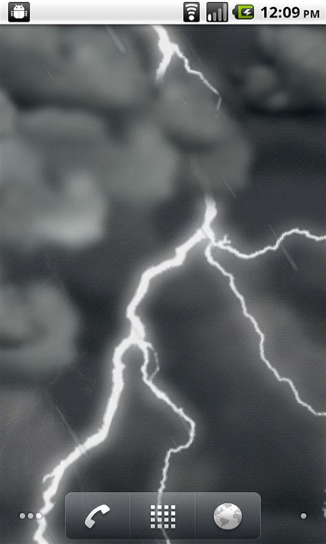 com lightning storm live wallpaper appstore for android