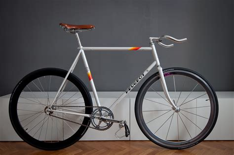 Peugeot Fixed Gear by Vintage Peugeot Conversion Help And Tips Page 15