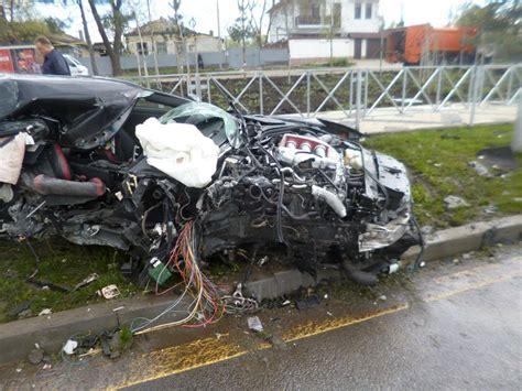 Nissan Gtr R35 Mercedes C Klasse Crash by Top 10 Des Crashs De Voiture De Footballeurs