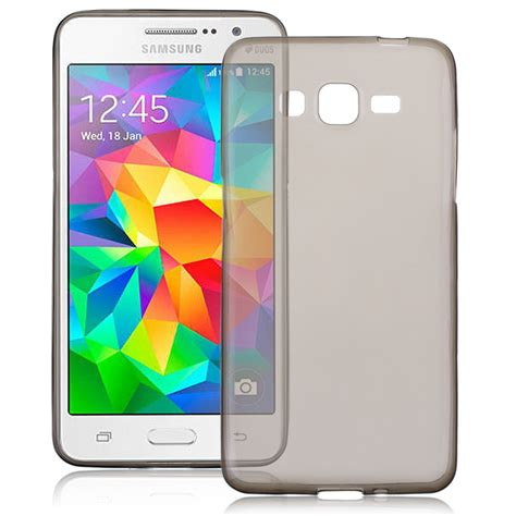 for samsung galaxy grand prime g530h g5308w soft tpu clear cover 0 3mm thin ebay