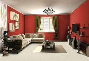 comment faire le bon choix de couleur pour la decoration With delightful couleur de peinture de salon 8 decoration salon orange et marron