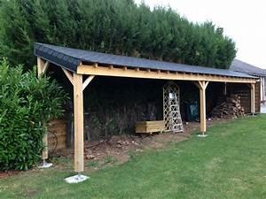 Construction D Un Abris De Jardin En Bois