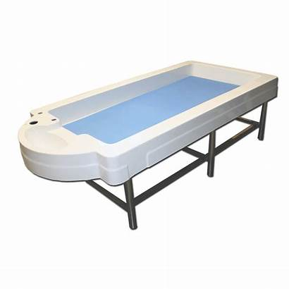 Shower Massage Table Bed Vichy Basic Spa