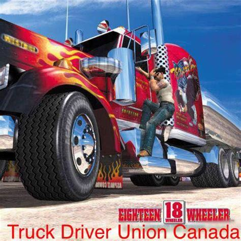 truck drivers union canada