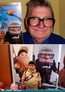 The Gallery by PurpleButterfly: Up movie character in Real ...